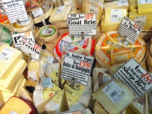 Cheese Display - Todaro Brothers