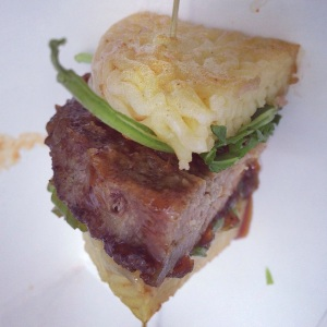 Ramen Burger - Vendy's -  Grits in the City